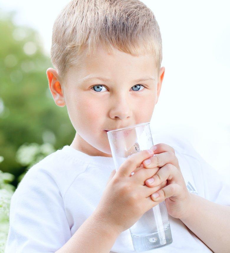 agua filtrada e tratada Fonteval