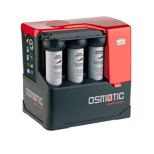 osmotic maquina de filtragem de agua fonteval